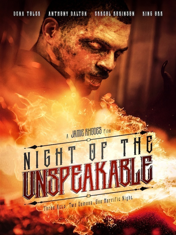 NIGHT OF THE UNSPEAKABLE